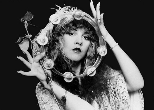 stevie nicks wallpaper containing a bouquet called Stevie~Beautiful in B&W