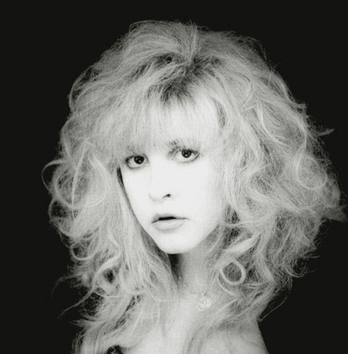 Stevie~Beautiful in B&W