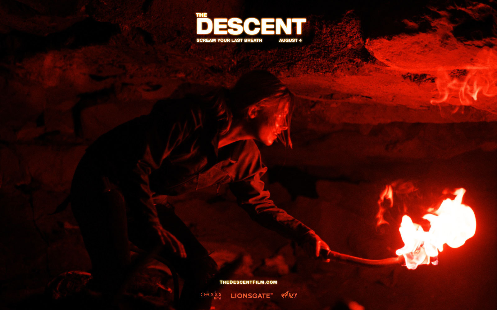 The Descent پیپر وال