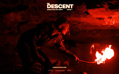The Descent 壁纸