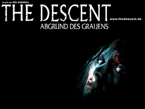 The Descent wallpaper