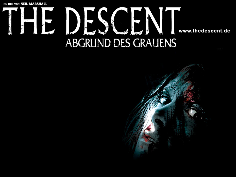 horror wallpaper. The Descent wallpaper - Horror