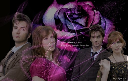 The Doctor & Donna