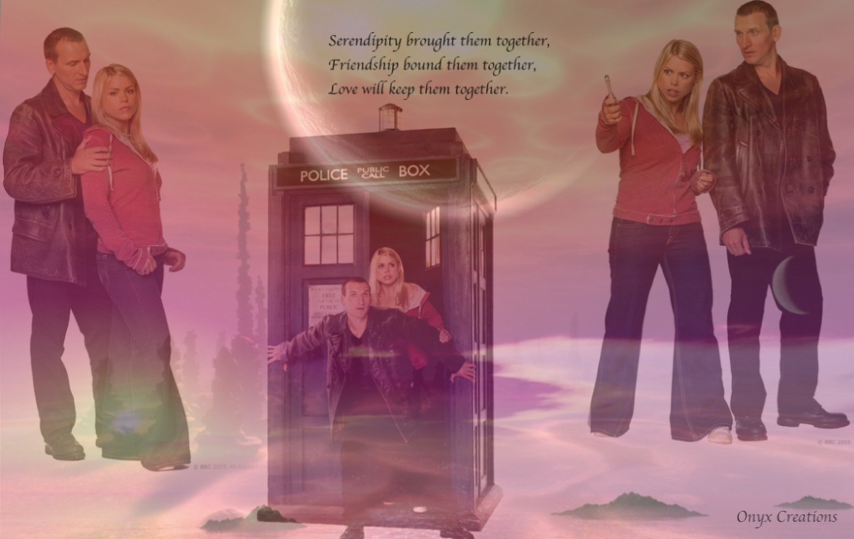 The Doctor & Rose