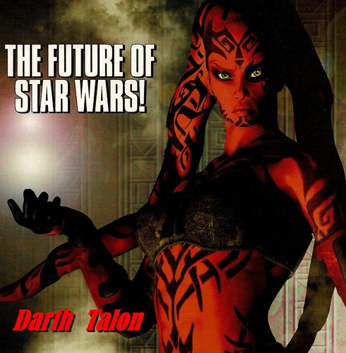 The Future Of 星, 星级 Wars-Darth Talon