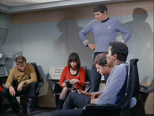 Star Trek: The Original Series wallpaper probably with a living room, a family room, and a drawing room called The Galileo Seven Wallpaper