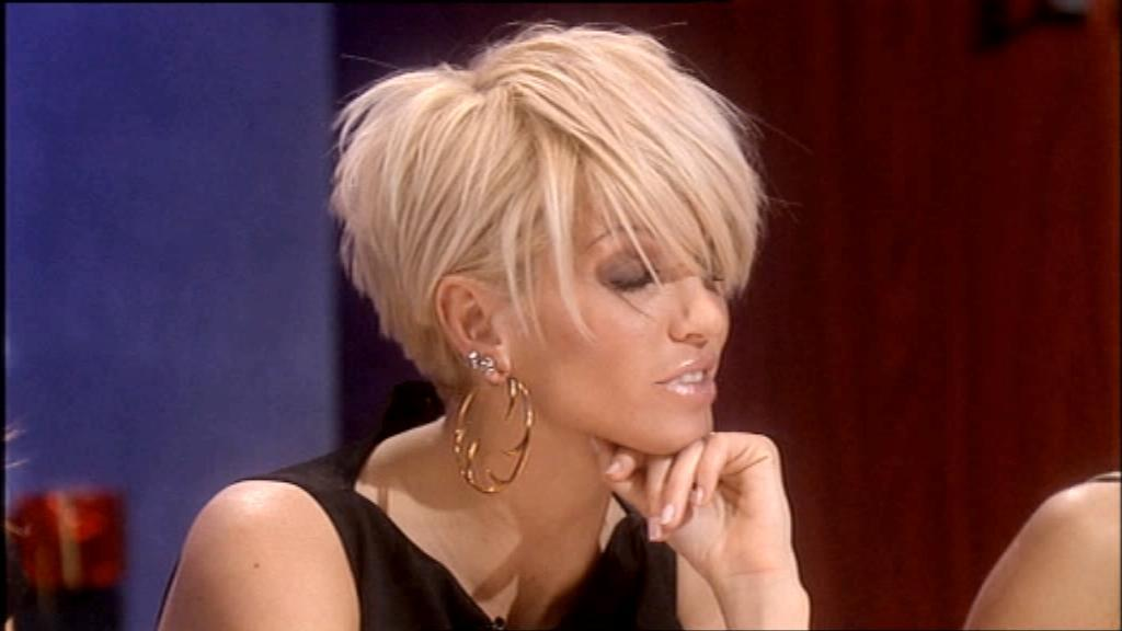 The Girls Aloud Party Screencaps.