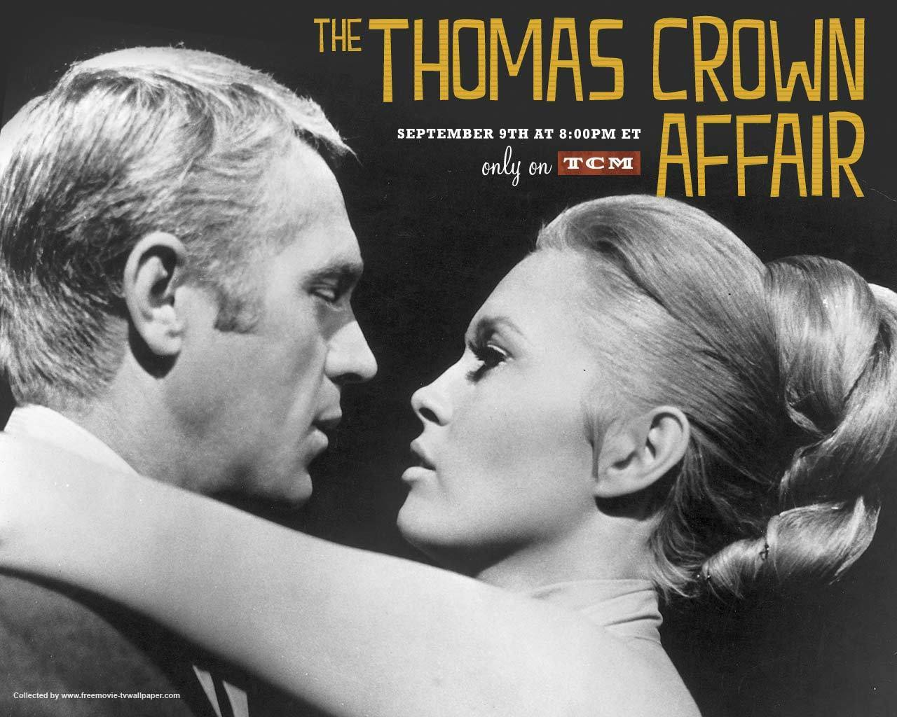 a paper on the movie the thomas crown affair Paper moon to catch a thief don  the thomas crown affair  my teenaged sister expressed interest in the movie the thomas crown affair because she thought steve.
