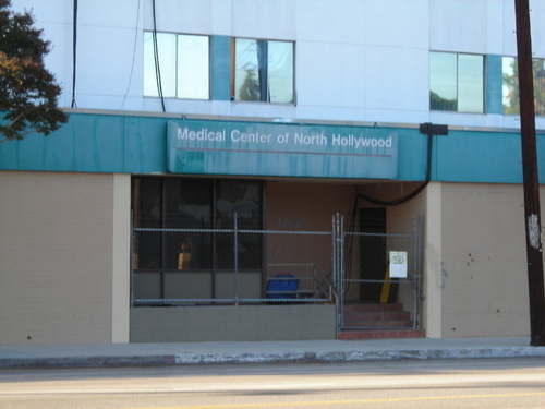The outside of Sacred Heart/ NH Medical Centre