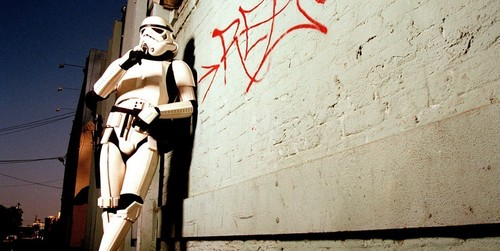 Unemployed Stormtrooper