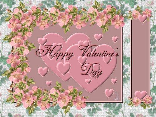 Valentine's 日 壁紙