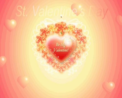 Valentine's Tag Hintergrund called Valentine's Tag