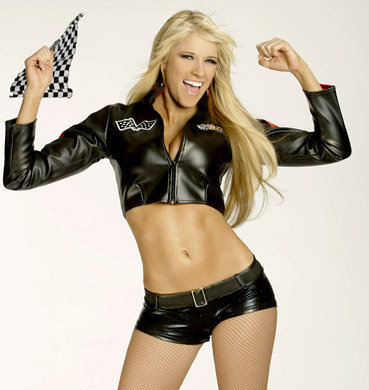 wwe divas fondo de pantalla possibly with a leotard, a bustier, and a traje de baño entitled Vroom Vroom - Kelly Kelly