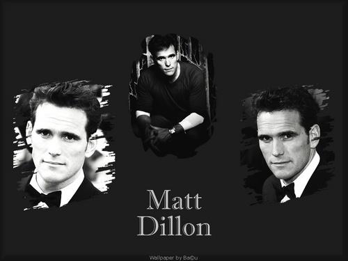 wallpaper of Matt Dillon