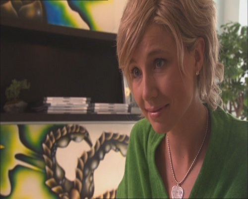 Why I Wore Lipstick to My Mastectomy - sarah-chalke Screencap