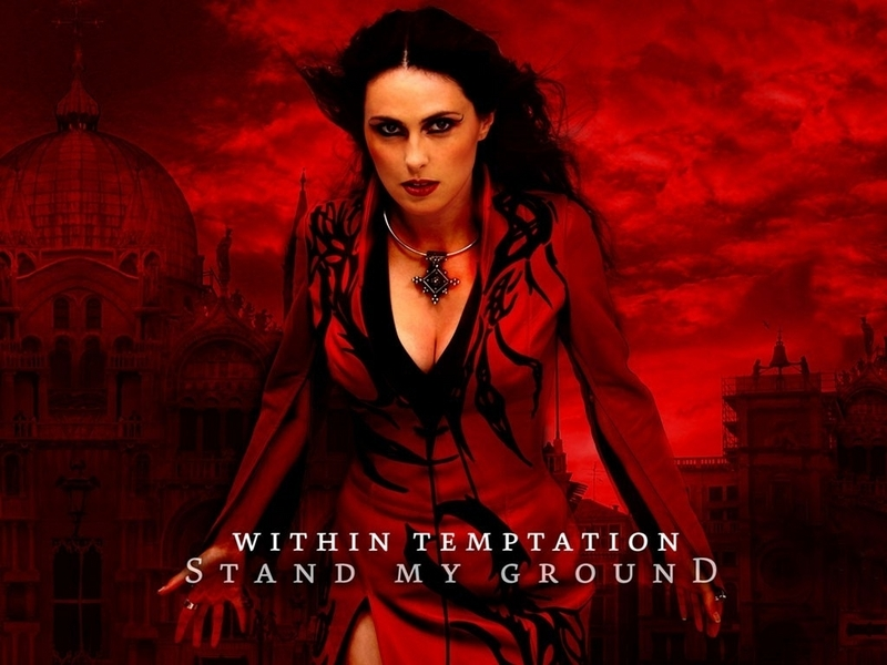temptation wallpaper within. Within Temptation-Stand my Ground - Symphonic Metal Wallpaper (4030127) -