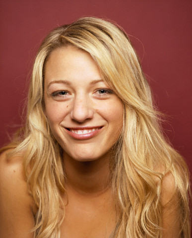 Blake Lively wallpaper with a portrait called Young Blake