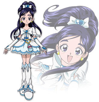 pretty cure 壁紙 probably containing アニメ entitled cure white