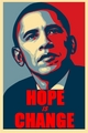 hope graphic - barack-obama fan art