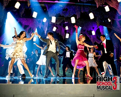 High School Musical 3 wallpaper entitled hsm3