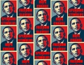 obama tiled wallpaper