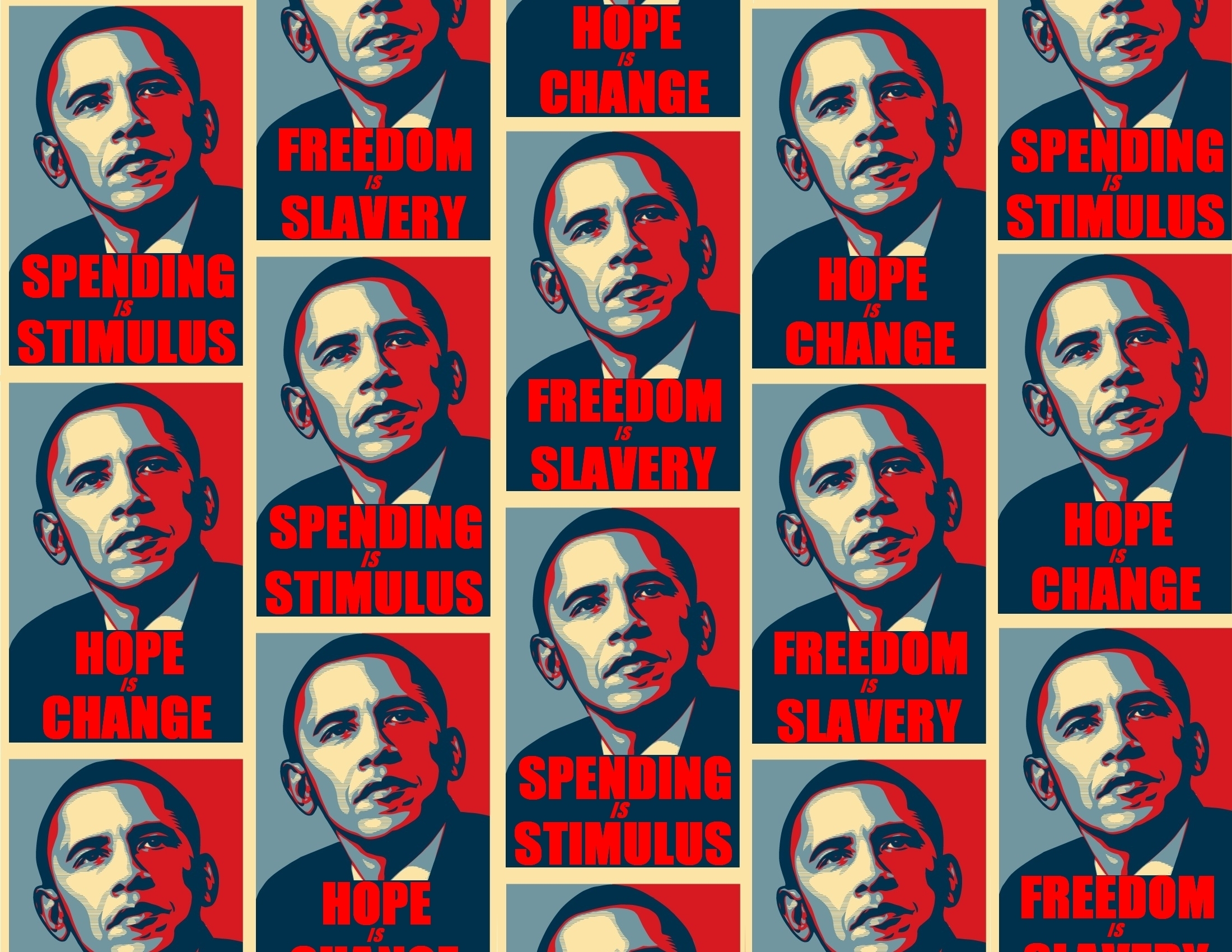 obama tiled wallpaper - Barack Obama 2200x1700