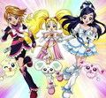 pre cure - pretty-cure photo