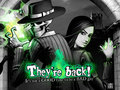 skul & val - skulduggery-pleasant wallpaper