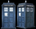 tardis exterior - tardis wallpaper