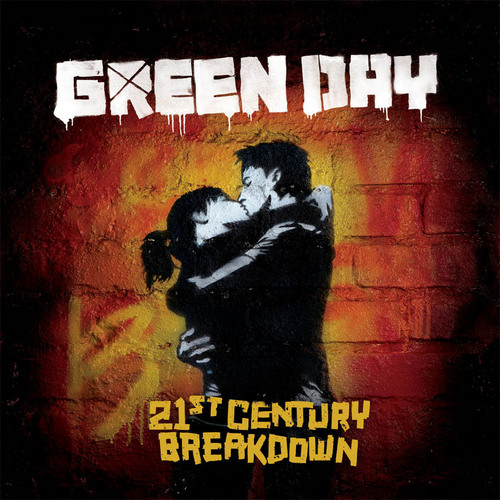 '21st Century Breakdown' Album Cover Art (Large Version)