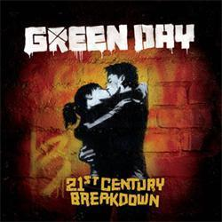 Green Day wallpaper containing anime entitled '21st Century Breakdown' Album Cover Art
