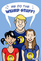 """We do the weird stuff!"" - dr-horribles-sing-a-long-blog fan art"