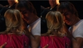AWWWWW Zac is wiping Ashley's tears awaay