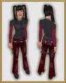 Abby As A Sim - abby-sciuto fan art