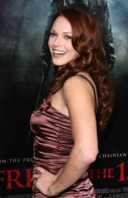 Amanda Righetti @ Friday the 13th Premiere