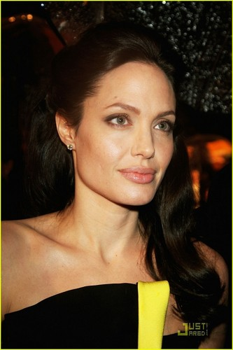 Angelina @ 2009 BAFTA Awards