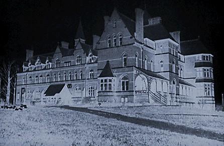 Arkham Asylum (real house)