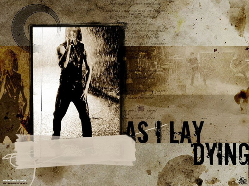 As I Lay Dying - As I Lay Dying Wallpaper (4168721) - Fanpop
