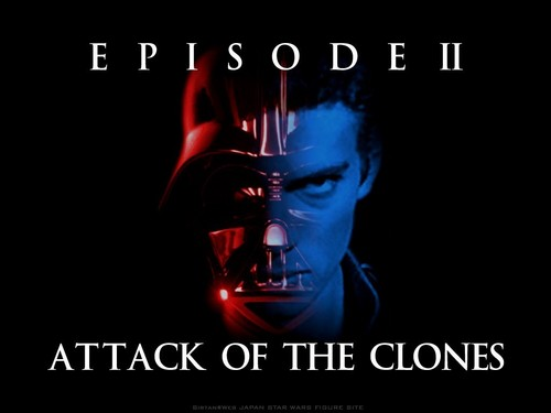 Attack Of The Clones - star-wars Wallpaper