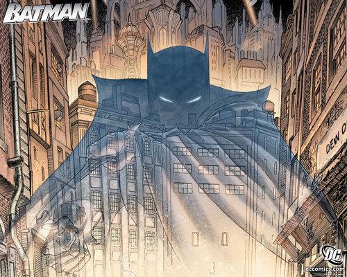 Бэтмен #686