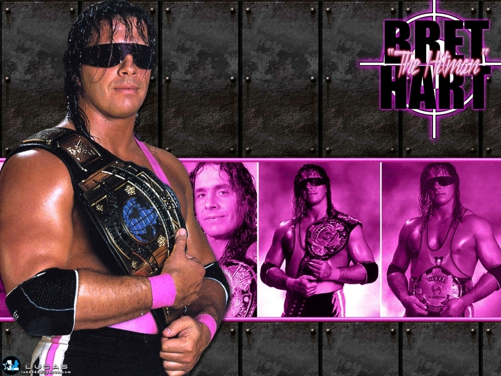 Bret Hart - Classic WWF - professional-wrestling wallpaper