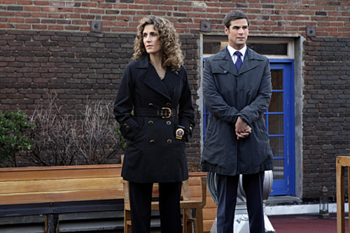 "CSI: NY - 5x16 - ""No Good Deed"""