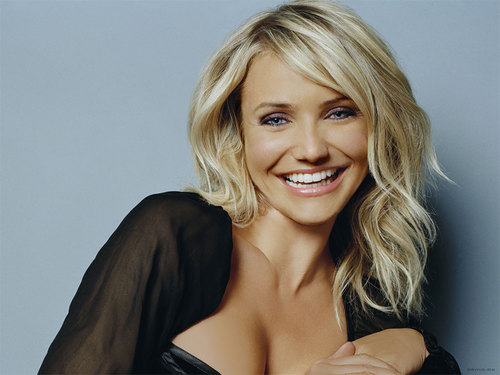 cameron diaz wallpaper containing a portrait and attractiveness called Cameron Diaz