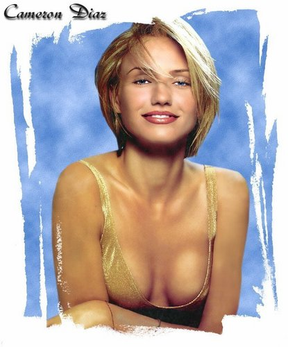 cameron diaz wallpaper containing skin and a portrait titled Cameron Diaz