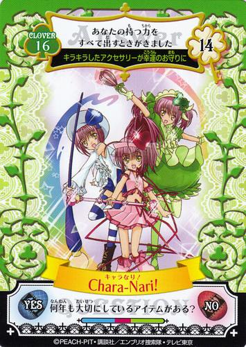 Chara-Nari!