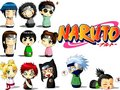 Chibi - naruto wallpaper
