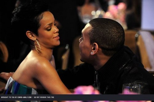 Chris @ Grammy Awards