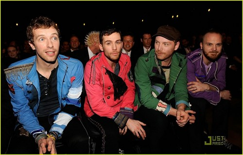 Coldplay at Thr Grammys 2009 - coldplay Photo
