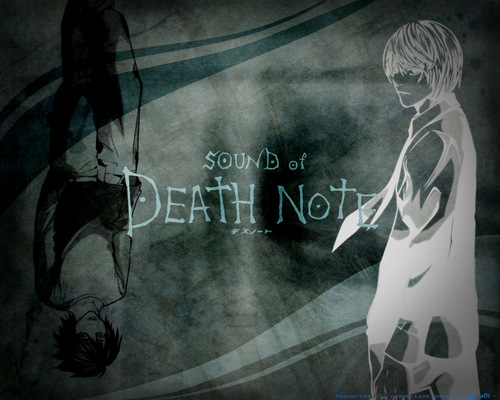 DN - death-note Wallpaper