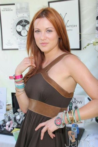 Danneel at The Silver Spoon Hollywood Buffet Pre-Emmys 2006